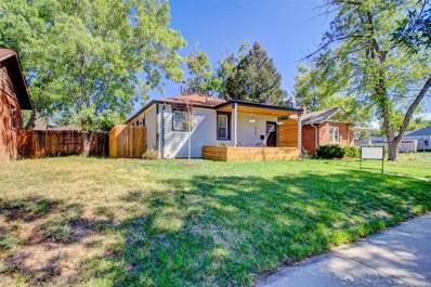 3710 N Cook Street, Denver, CO 80205 - MLS#: 4592033