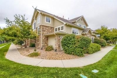 10050 E Gunnison Place UNIT 808, Aurora, CO 80247 - #: 4595130