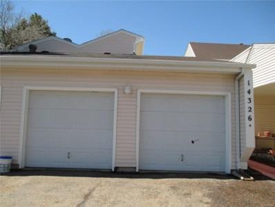 14326 E Florida Avenue UNIT B, Aurora, CO 80012 - MLS#: 4596023
