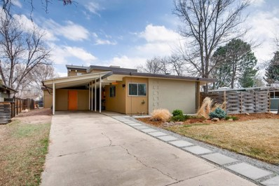 1378 S Fairfax Street, Denver, CO 80222 - MLS#: 4598235
