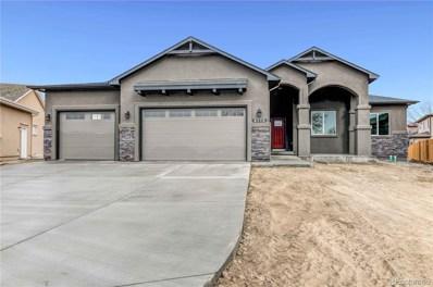 6772 David Anthony Court, Colorado Springs, CO 80922 - MLS#: 4599631