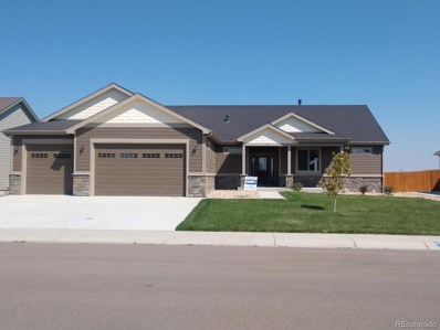107 11th Avenue, Wiggins, CO 80654 - #: 4606923