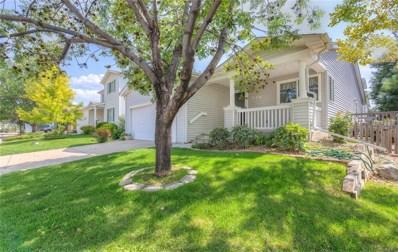 1261 Red Mountain Drive, Longmont, CO 80504 - MLS#: 4607169