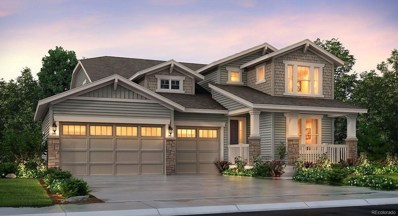 15969 Red Bud Drive, Parker, CO 80134 - #: 4614929