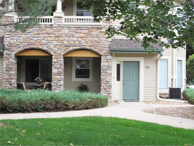 8338 S Independence Circle UNIT 108, Littleton, CO 80128 - MLS#: 4615077