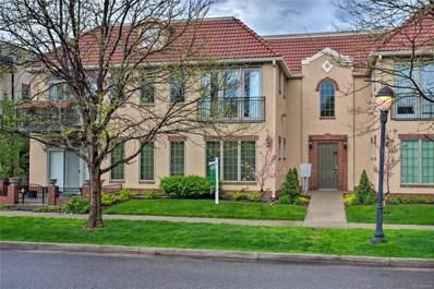 110 S Jackson Street UNIT 2A, Denver, CO 80209 - #: 4616413