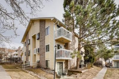 12524 E Cornell Avenue UNIT 101, Aurora, CO 80014 - MLS#: 4617247