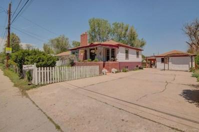 2725 W College Avenue, Denver, CO 80219 - #: 4618294