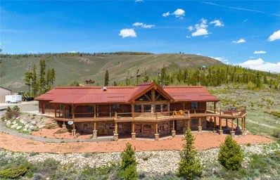 1018 County Road 4081, Granby, CO 80446 - MLS#: 4623060
