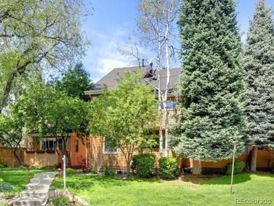 133 S Jackson Street UNIT A-1, Denver, CO 80209 - #: 4624197