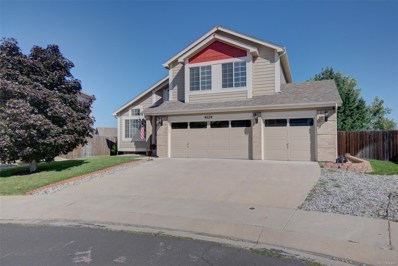 4124 Red Ruby Circle, Colorado Springs, CO 80918 - MLS#: 4624429