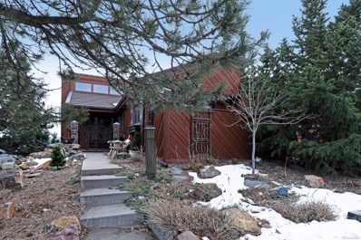4444 Sentinel Rock, Larkspur, CO 80118 - MLS#: 4626801