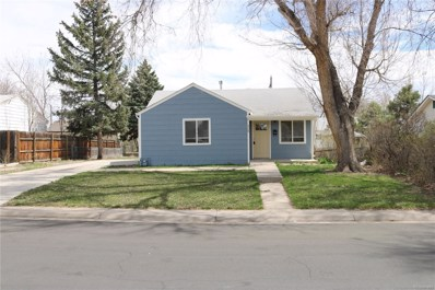 886 Newark Street, Aurora, CO 80010 - #: 4627149
