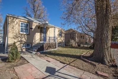 1595 W Byers Place, Denver, CO 80223 - #: 4627726