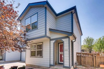 584 Tanager Street, Brighton, CO 80601 - MLS#: 4631097