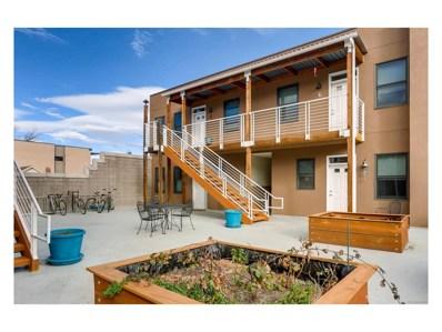 1715 15th Street UNIT 5, Boulder, CO 80302 - MLS#: 4634284