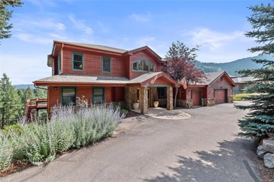 27065 Mountain Park Road, Evergreen, CO 80439 - #: 4634865