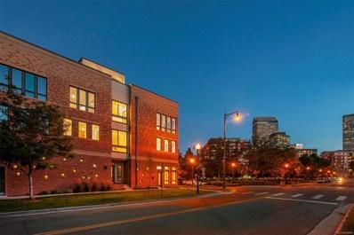 2200 Tremont Place UNIT 1, Denver, CO 80205 - #: 4634995