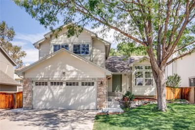 945 Brittany Way, Highlands Ranch, CO 80126 - #: 4639331