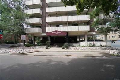 1313 Steele Street UNIT 604, Denver, CO 80206 - MLS#: 4639958
