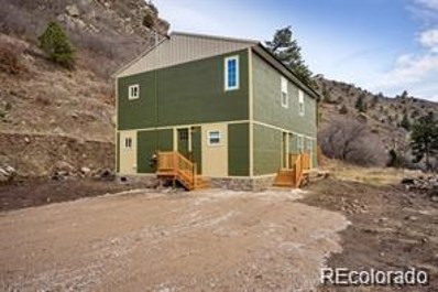 16403 W Deer Creek Canyon Road, Littleton, CO 80127 - #: 4649646