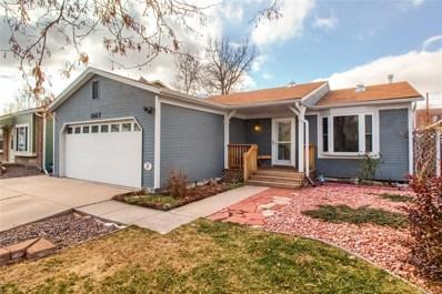 8457 Wild Alfalfa Place, Parker, CO 80134 - MLS#: 4653910