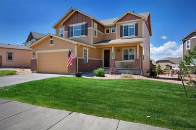 6025 Brave Eagle Drive, Colorado Springs, CO 80924 - MLS#: 4656292
