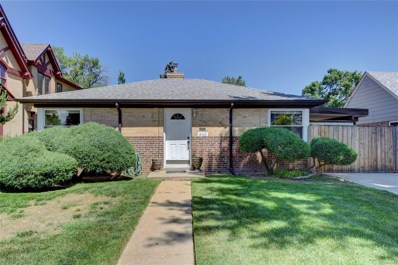 842 Pontiac Street, Denver, CO 80220 - #: 4658195