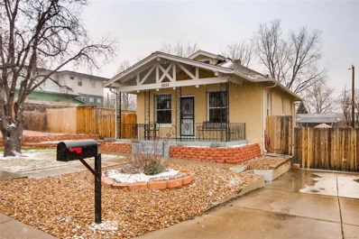 5255 Lowell Boulevard, Denver, CO 80221 - MLS#: 4658394