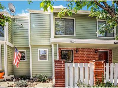 7474 E Arkansas Avenue UNIT 1807, Denver, CO 80231 - MLS#: 4659436