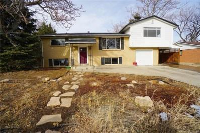 3965 W Quinn Place, Denver, CO 80236 - #: 4662155