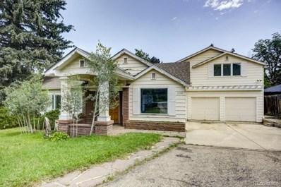 1058 Rosehill Drive, Boulder, CO 80302 - MLS#: 4662178