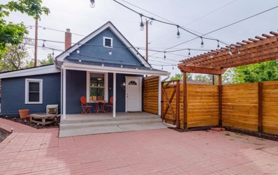 4695 Bryant Street, Denver, CO 80211 - #: 4662782
