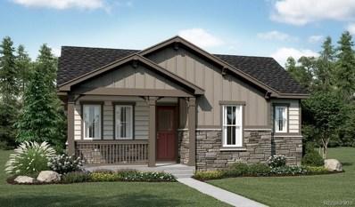936 Brocade Drive, Highlands Ranch, CO 80126 - #: 4663610