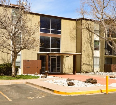 2281 S Vaughn Way UNIT 104A, Aurora, CO 80014 - #: 4667330