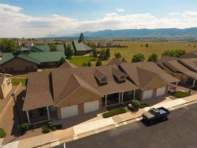 1263 Villa Grove, Monument, CO 80132 - MLS#: 4667822
