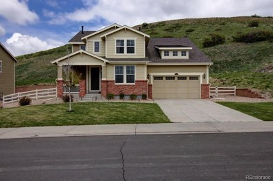 1011 Eveningsong Drive, Castle Rock, CO 80104 - #: 4667892