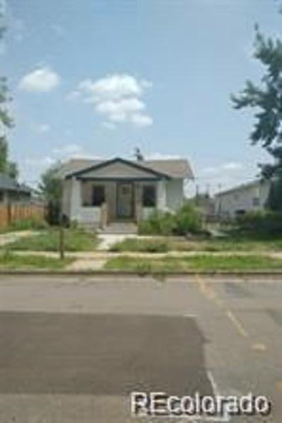 3934 S Acoma Street, Englewood, CO 80110 - MLS#: 4668722