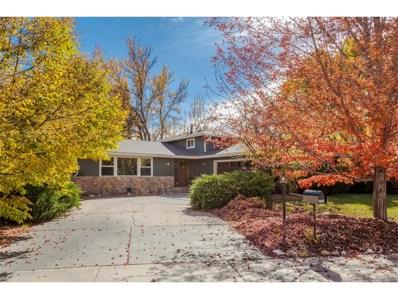 6956 Lodgepole Court, Boulder, CO 80301 - MLS#: 4669738