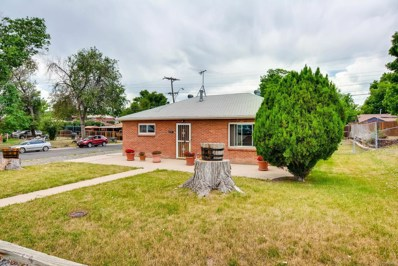 9161 Emerson Street, Thornton, CO 80229 - MLS#: 4677707