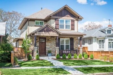 1329 S Sherman Street, Denver, CO 80210 - MLS#: 4680688