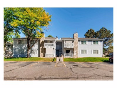 13405 E Asbury Drive UNIT 202, Aurora, CO 80014 - MLS#: 4682599