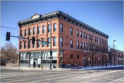 2193 Arapahoe Street UNIT 13, Denver, CO 80205 - MLS#: 4683048