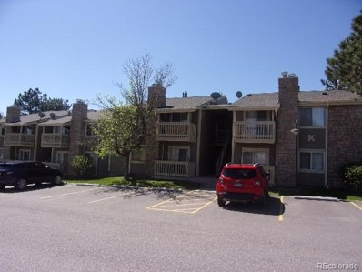 4400 S Quebec Street UNIT K107, Denver, CO 80237 - #: 4684711