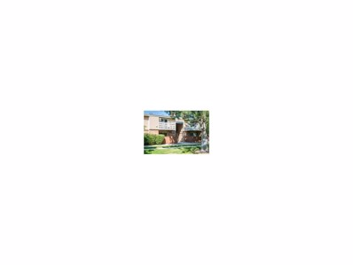 3320 S Ammons Street UNIT 102, Lakewood, CO 80227 - MLS#: 4685110