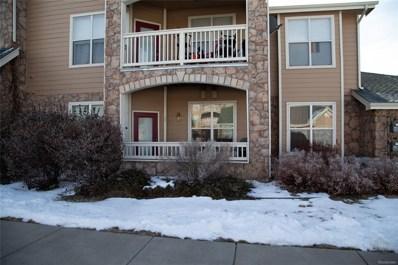 18930 E Warren Circle UNIT D-104, Aurora, CO 80013 - MLS#: 4685633