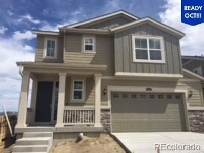 3162 Jonquil Street, Castle Rock, CO 80109 - MLS#: 4687139