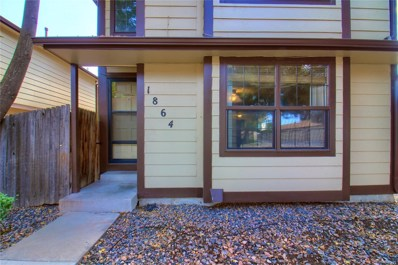 1864 S Quintero Way, Aurora, CO 80017 - MLS#: 4689227