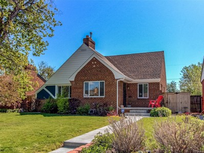 2842 Glencoe Street, Denver, CO 80207 - #: 4690248