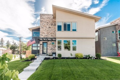 5001 Quitman Street, Denver, CO 80212 - #: 4692698